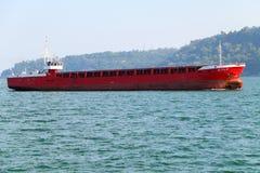 Vrachtschip ST FILIP Stock Foto's