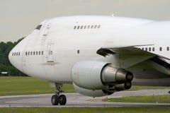Vrachtvliegtuig - jumbo Stock Afbeelding