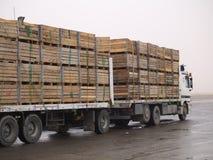 Vrachtwagen 01 royalty-vrije stock fotografie