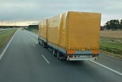 Vrachtwagen. royalty-vrije stock afbeeldingen