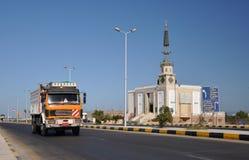 Vrachtwagen. royalty-vrije stock afbeelding