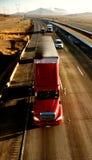 Vrachtwagen Stock Fotografie