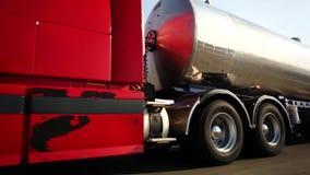 Vrachtwagen stock videobeelden