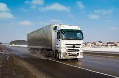 Vrachtwagen Stock Afbeelding