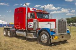 Vrachtwagen peterbilt Royalty-vrije Stock Foto