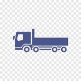 Vrachtwagenpictogram Stock Fotografie