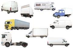 Vrachtwagens Royalty-vrije Stock Foto