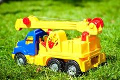 Vrachtwagenstuk speelgoed Royalty-vrije Stock Afbeelding