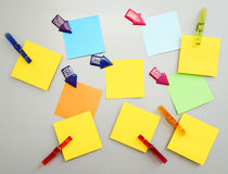 Vragen of besluit die - concept maken Stock Fotografie