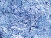 Vrai fond en pierre de texture gris Cascade Surface de roche Le GR Photographie stock libre de droits