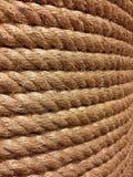 Vraie grande corde approximative et dure Image libre de droits