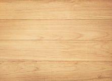 Vrais milieux en bois de texture de dessus de table photos stock