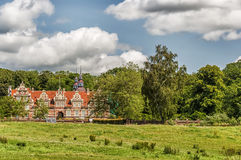 Vrams Gunnarstorp Castle Royalty Free Stock Images