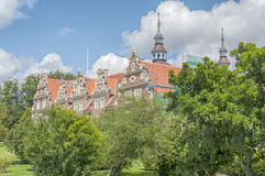 Vrams Gunnarstorp Castle Stock Photos