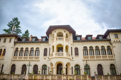 Vrana宫殿, 免版税库存照片