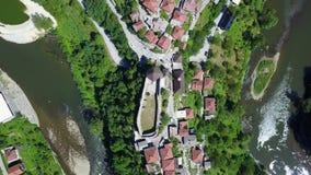 Vranduk fortress Stock Photo