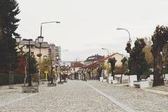 Vranje Imagens de Stock
