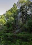 Vranjevina瀑布,达鲁瓦尔,克罗地亚 库存照片