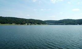 Vranov Dam, Vranov nad Dyji, Czech Republic Royalty Free Stock Photo