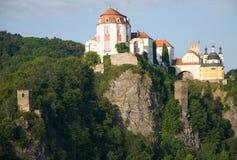 Vranov nad Dyji,捷克共和国 库存照片