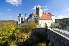 Vranov nad Dyji fotografia stock libera da diritti