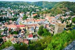 Vranov nad Dyji Fotografía de archivo