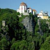 Vranov nad Dyji Castle. In Czech Republic Royalty Free Stock Image
