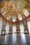 Vranov nad Dyji castle Stock Image