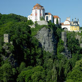 Vranov nad Dyji Schloss Lizenzfreies Stockbild