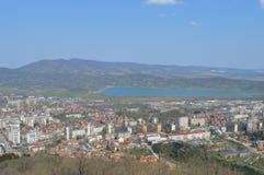 Vratca,保加利亚 免版税库存照片