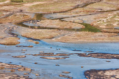 Vravrona Wetland Stock Photography