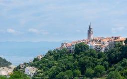 Vrbnik Хорватия Стоковая Фотография RF
