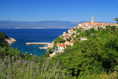 Vrbnik Stock Photo