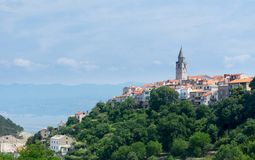 Vrbnik Croatia Fotografia Royalty Free