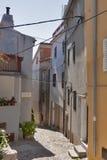 Vrbnik town, Croatia Stock Photography