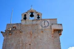 Vrboska church fortress detail Stock Image