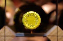 övre wine Royaltyfri Foto