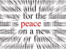 Vrede Stock Afbeeldingen