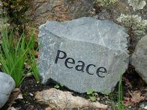 Vrede Royalty-vrije Stock Fotografie