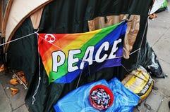 Vrede Royalty-vrije Stock Foto's
