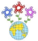 Vrede Royalty-vrije Stock Foto