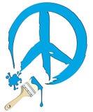 Vrede Royalty-vrije Stock Afbeeldingen