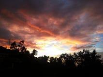 Vrede av himlen! Fotografering för Bildbyråer
