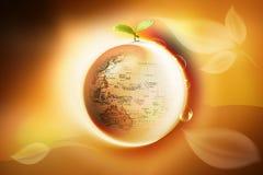 Vrede ter wereld Royalty-vrije Stock Afbeelding