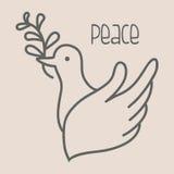 Vredesontwerp Stock Afbeeldingen