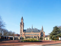 Vredespaleis Peace Palace Stock Photo