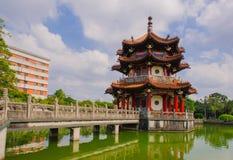 228 vredespark in Taipeh, Taiwan Royalty-vrije Stock Foto