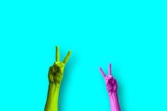 Vredesteken Stock Foto's