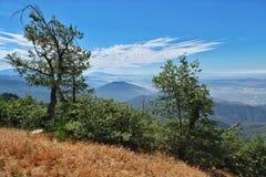 Vreedzaam landschap stock fotografie