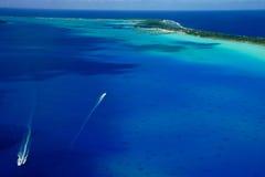 Vreedzaam Oceaaneiland royalty-vrije stock fotografie